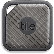 Tile Sport - Key Finder. Phone Finder. Anything Finder (Graphite) - 1-pack