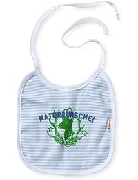 Adelheid Baby - Jungen Halstuch, gestreift 14XX1083404 / Naturbursche Babylätzchen Albglück