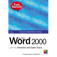 Word 2000 Learning Advanced & Expert Topics [import anglais]