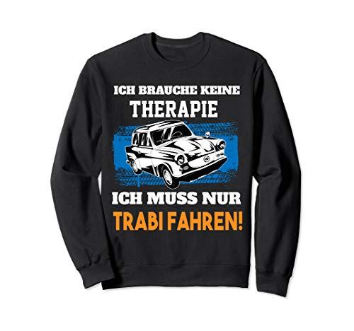 lustiges Trabi T-Shirt Trabant 601 Sweatshirt