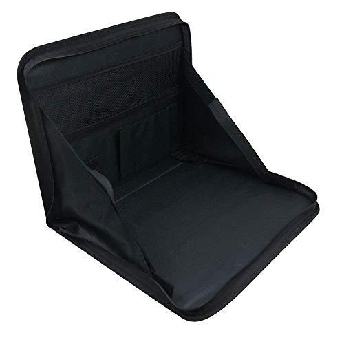 ALIXIN-CP079 Faltbar Tragbar Reise Mehrzweck Laptop Tasche Ständer für Auto,Auto Laptop Halterung Tablett,Auto Fahrzeug Rücksitz Laptop Tablet Notebook Speisen Arbeit Halterung Ständer Schreibtisch. (Rücksitz Laptophalter)