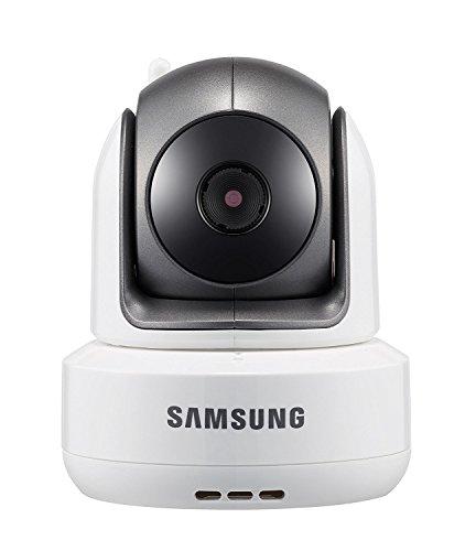 Samsung HD Camera with Audio/Pan/Tilt Accessory - Black