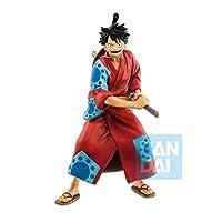 Banpresto - Figurine One Piece - Monkey D Luffy Japanese Style Overseas Limited 25cm - 3296580852048