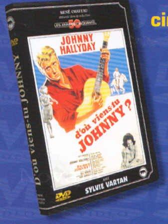 Bild von D'où viens-tu Johnny?