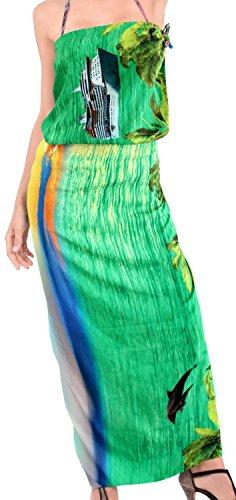 progettista morbido sarong spiaggia del mare le donne da crociera bikini costumi da bagno sarong coprire involucro Multicolore