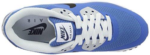 Nike - Air Max 90 Ultra Essential, Scarpe da ginnastica Uomo Blu (Star Blue/Black Coastal Blue Pure Platinum)