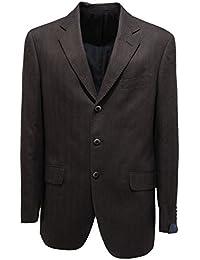 29719f89eb BURNETT 90959 Giacca Cotone Giacche Capo Spalla uomo Jacket Men
