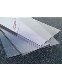 Plaque en polycarbonate UV transparente 2050 x 1250 x 2 mm incolore alt-intech®