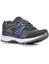 Force 10 By Liberty BLACK Mens Non-Leather Sports Shoe