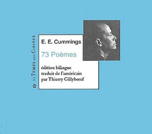 73 poèmes par E-E Cummings