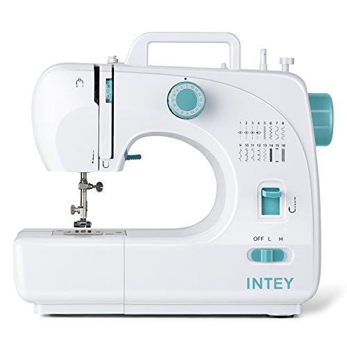 INTEY Machine à Coudre Electrocinétique, Fait de Plastique...