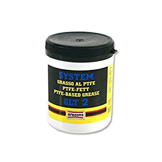Arexons 0190170 Jar Fat zu Teflon, transparent, 500 ml