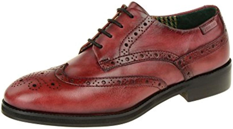 PikolinosW5m-5701 Garnet - zapatos con cordones Mujer