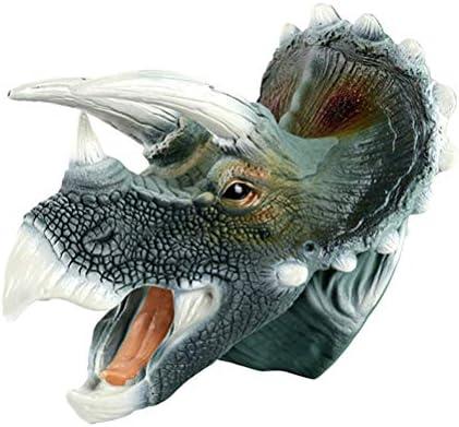 Toyvian Figure de de de marionnettes à la Main Dinosaure Jouets Figure Douce | La Qualité Des Produits  ad36d8