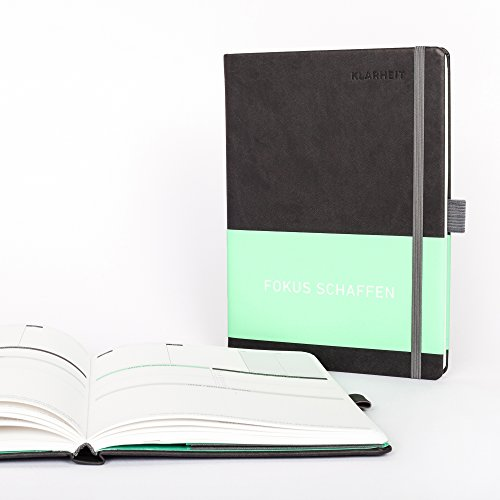 klarheit-life-coach-calendario-in-1-organizer-formato-a5per-maggiore-organizzazione-concentrazione-e