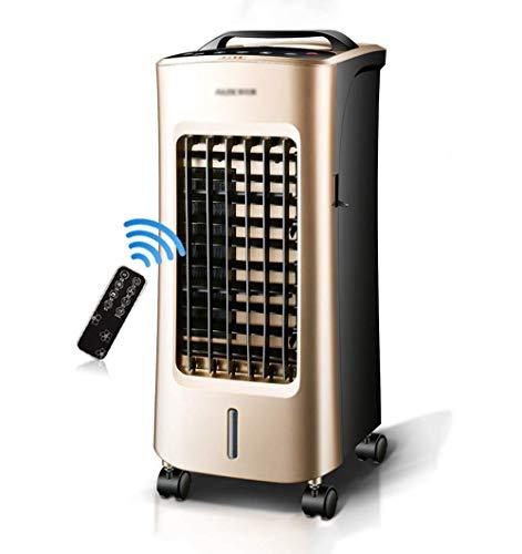 HhGold Klimaanlagenlüfter Energiesparende Haushaltskleinheizung und -kühlung Lüfter mit Zwei Verwendungsarten, Vier Jahreszeiten verfügbar, Reinigung und Befeuchtung (Farbe : -, Größe : -)