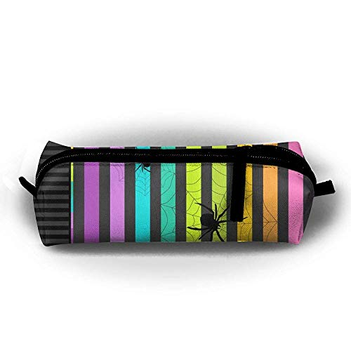 n Spider Fashion Student Pen Holder Makeup Bag Zipper Pouch ()