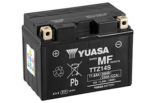 Yuasa Batterie TTZ14S-BS
