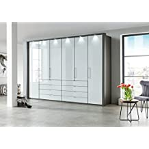 suchergebnis auf f r schrank glasfront wei. Black Bedroom Furniture Sets. Home Design Ideas