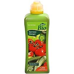 Dehner Bio Gemüse-Dünger, flüssig, 1 l, für ca. 150 l