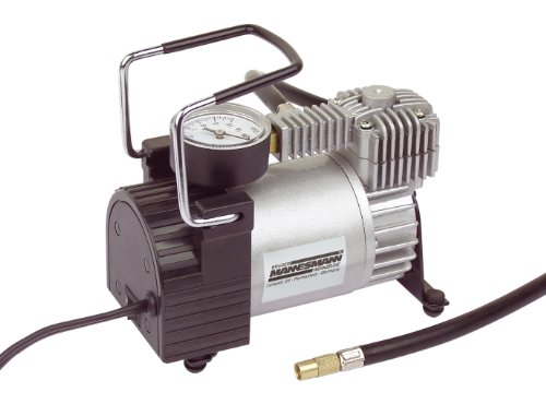 Mannesmann M01790 Mini compresseur 12 V (Import...