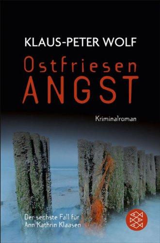 Buchseite und Rezensionen zu 'Ostfriesenangst' von Klaus-Peter Wolf