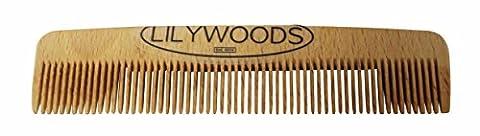 Lilywoods Peigne pour bébé en bois d