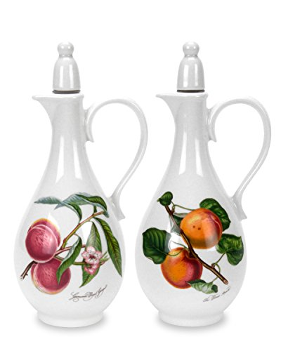 Portmeirion Pomona Oil and Vinegar Set China Serveware-sets