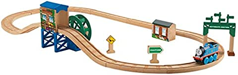 Thomas & Friends Wooden Railway Steaming Around Sodor B/ O Train Set