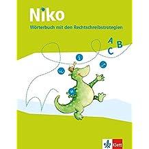 Das Niko Wörterbuch mit den Rechtschreibstrategien: 1.-4. Schuljahr