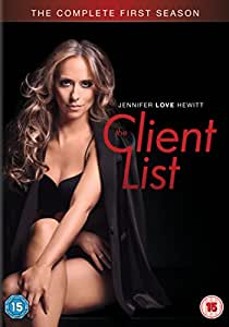 The Client List - Season 1 [DVD]