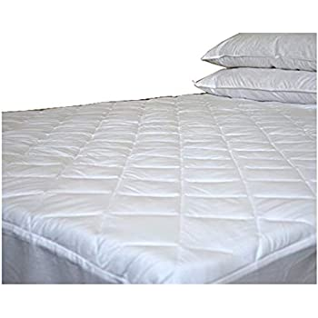 Linens Limited 100 Egyptian Cotton Quilted Mattress Protector