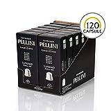Pellini Caffè - Espresso Pellini Luxury Coffee Supremo, (12 Astucci da 10 Capsule, Totale 120 Capsule), Compatibili Nespresso