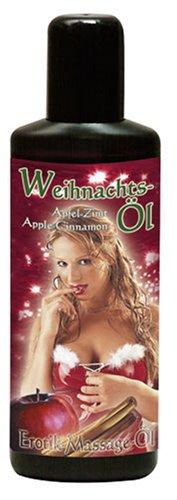 Weihnachts-Öl Apfel-Zimt 50 ml