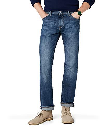 Levi's Herren 527 Slim Boot Cut  Jeans, Blau (Mostly Mid Blue), W38/L34 -