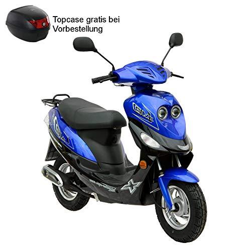 AGM GMX 550 Motorroller Test