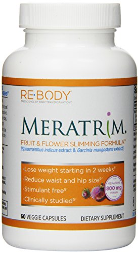 Re-Body Meratrim Fruit and Flower Capsules, 400mg,