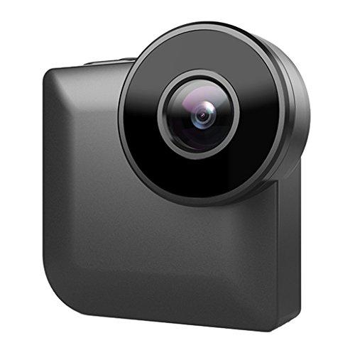 Galleria fotografica Homyl Mini Magnetico Wifi Videocamere di Sorveglianza 6 IR Led 64GB Scheda Memoria per Negozio Domestica Sicura