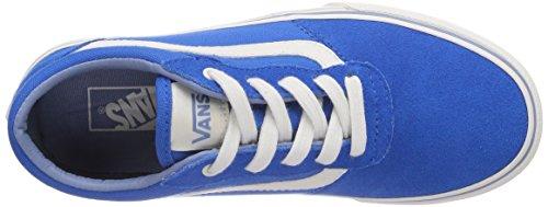 VansMILTON - Scarpe da Ginnastica Basse Unisex – Bambini Blu (Blau ((Vintage) blue/ FPJ))