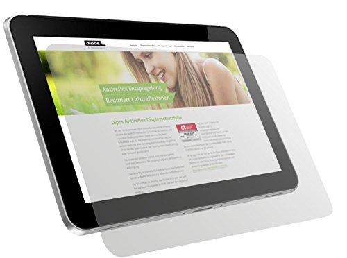 dipos I 2X Schutzfolie matt kompatibel mit Microsoft Surface Book Folie Displayschutzfolie