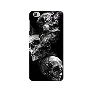 TAZindia Printed Hard Back Case Cover For LeEco Letv 1s