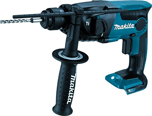 Makita Akku-Bohrhammer für SDS-Plus 14,4 V, 1 Akku im Makpac, DHR164Y1J