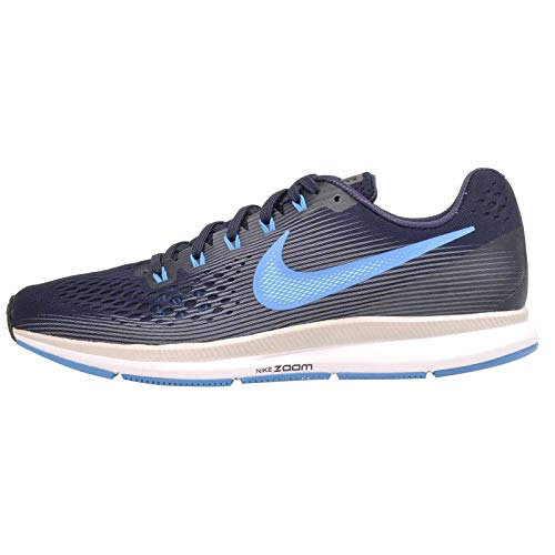 Nike Air Zoom Pegasus 34 Hombre Running Trainers 880555 Sneakers Zapatos (UK 8.5 US 9.5 EU 43