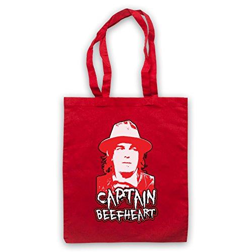 Ispirato Al Capitano Beefheart, Don Van Vliet, Non Ufficiale, Borse Rosse