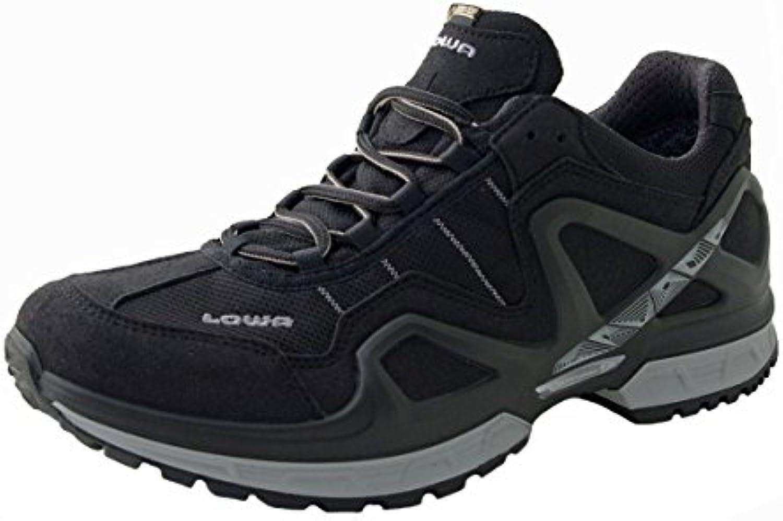 Lowa Gorgon GTX Men - Zapatillas para hombre, todo el año, hombre, color negro, tamaño 9,5