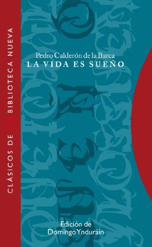 La vida es sueño (Clásicos de Biblioteca Nueva nº 49) eBook: Pedro ...