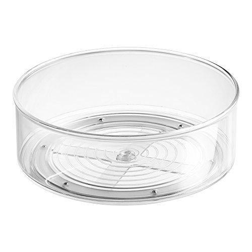 Susans, Lazy Für Küche Die Schränke (InterDesign Cabinet/Kitchen Binz Drehteller, kleiner Schrank Organizer aus Kunststoff, durchsichtig)