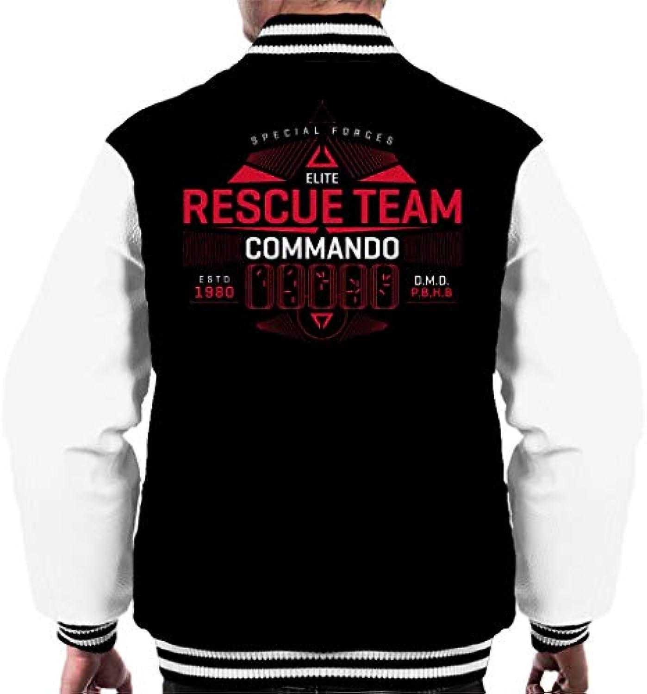 Cloud City Men s 7 Prossoator Special Forces Rescue Team Men s City Varsity  Jacket c36ed9 20cac3253e16