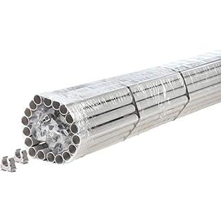Fränkische Kunststoff-Stangenrohr FPKu-EM-F 25 (VE74m) inkl.Clipfix FPKu-EM Elektro-Installationsrohr Kunststoff 4013960328523