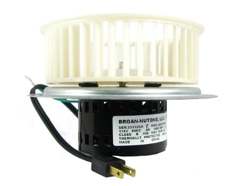 NuTone 0696B000 Motor Assembly for QT100 and QT110 Series Fans by Nutone -